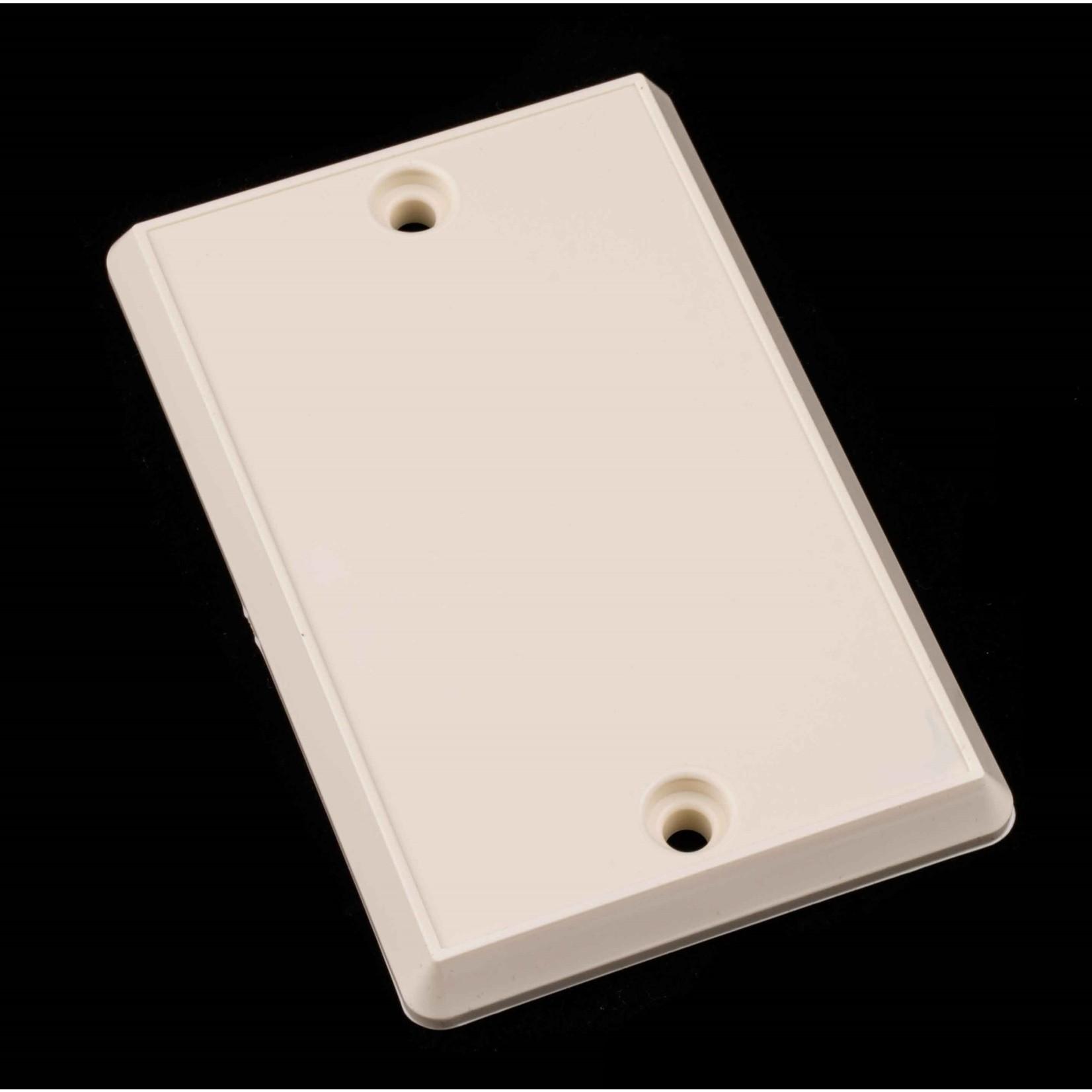 BEAM CVS Blank Valve Cover Plate - Almond/Bisque