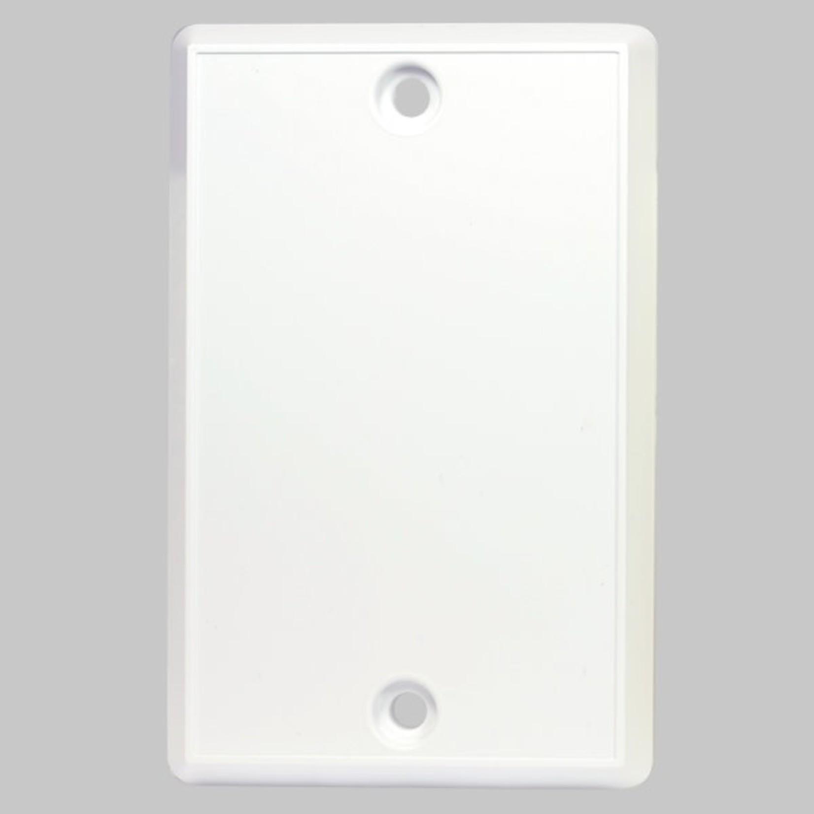 BEAM Central Vacuum Inlet Valve Cover Plate - White