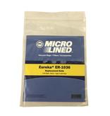 """Electrolux DVC Eureka Style """"EXT U"""" Belt (2pk)"""