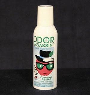 JAY Manufacturing ODOR Assassin, Crisp Apple (8oz)