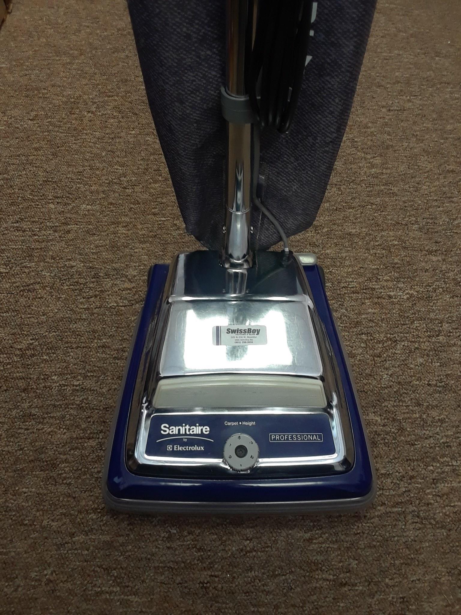 Sanitaire Refurbished Sanitaire Upright Vacuum - Sanitaire 677