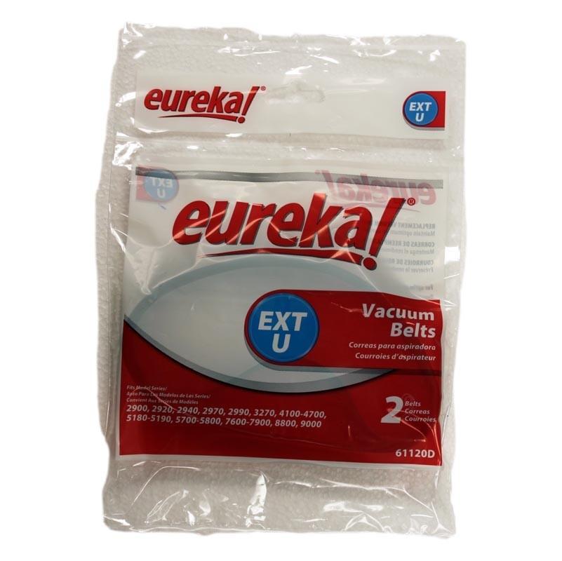 "Eureka Eureka Style ""EXT U"" Belt (2pk)"