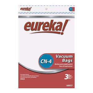 "Eureka Genuine Eureka Bags Style ""CN-4"" (3pk)"