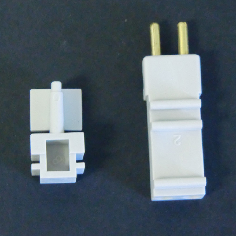 Generic Central Vacuum Direct Connect Plug for Most Hoses