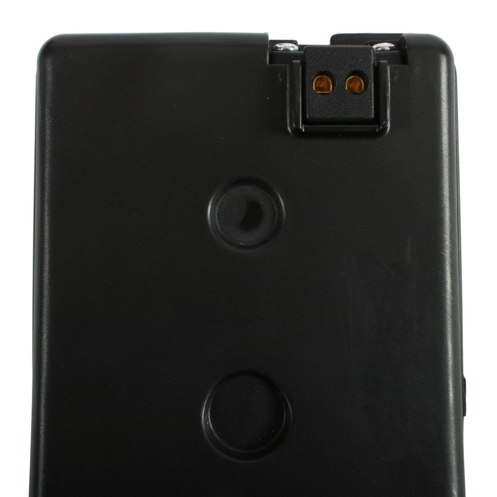 """Centec Cen-Tec Battery 14"""" Power Nozzle - Black"""