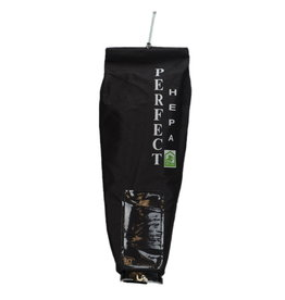 Generic Sanitaire, Eureka, Kent, Clarke and Power Flite Perfect HEPA Outer Bag - Fits ST Bags - Black
