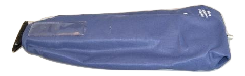 Sanitaire Sanitaire, Eureka Micro Allergen Outer Bag - Fits ST Bags - Blue
