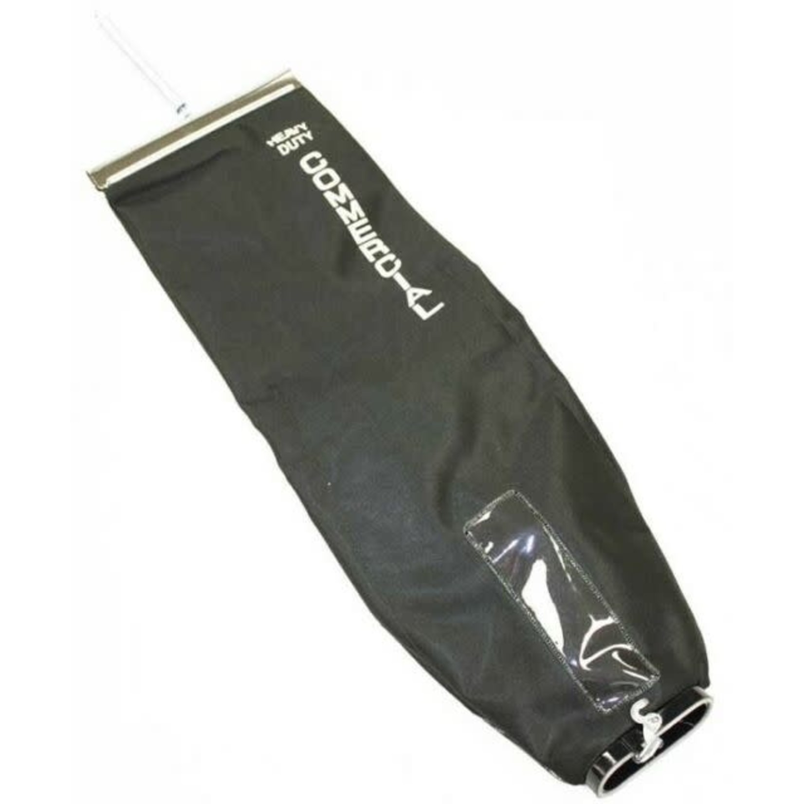 """Electrolux Copy of Sanitaire, Eureka Outer """"Shake Out"""" Bag w/Clamp-On - Red"""