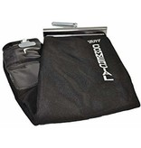 "Electrolux Sanitaire, Eureka Outer ""Shake Out"" Bag w/Latch - Black"