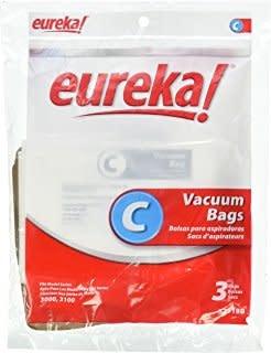 Eureka Genuine Eureka C Bag - 3pk