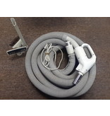 BEAM Refurbished 30' Total Control Hose W/ Attachments- White