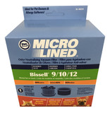 Bissell Bissell 9 / 10 / 12 HEPA Inner Filter - Circular