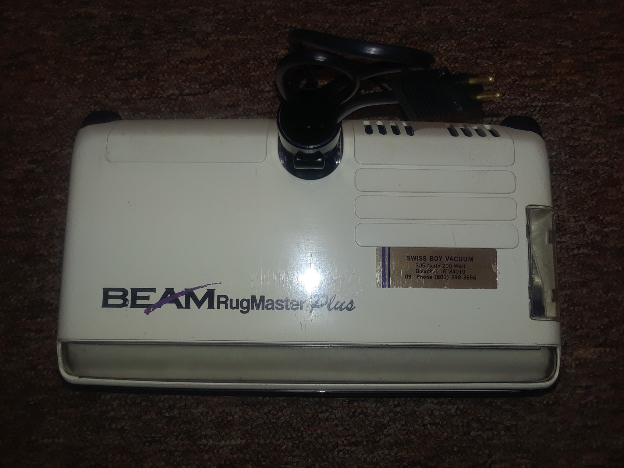 BEAM Refurbished Beam Rugmaster Plus - 07032019