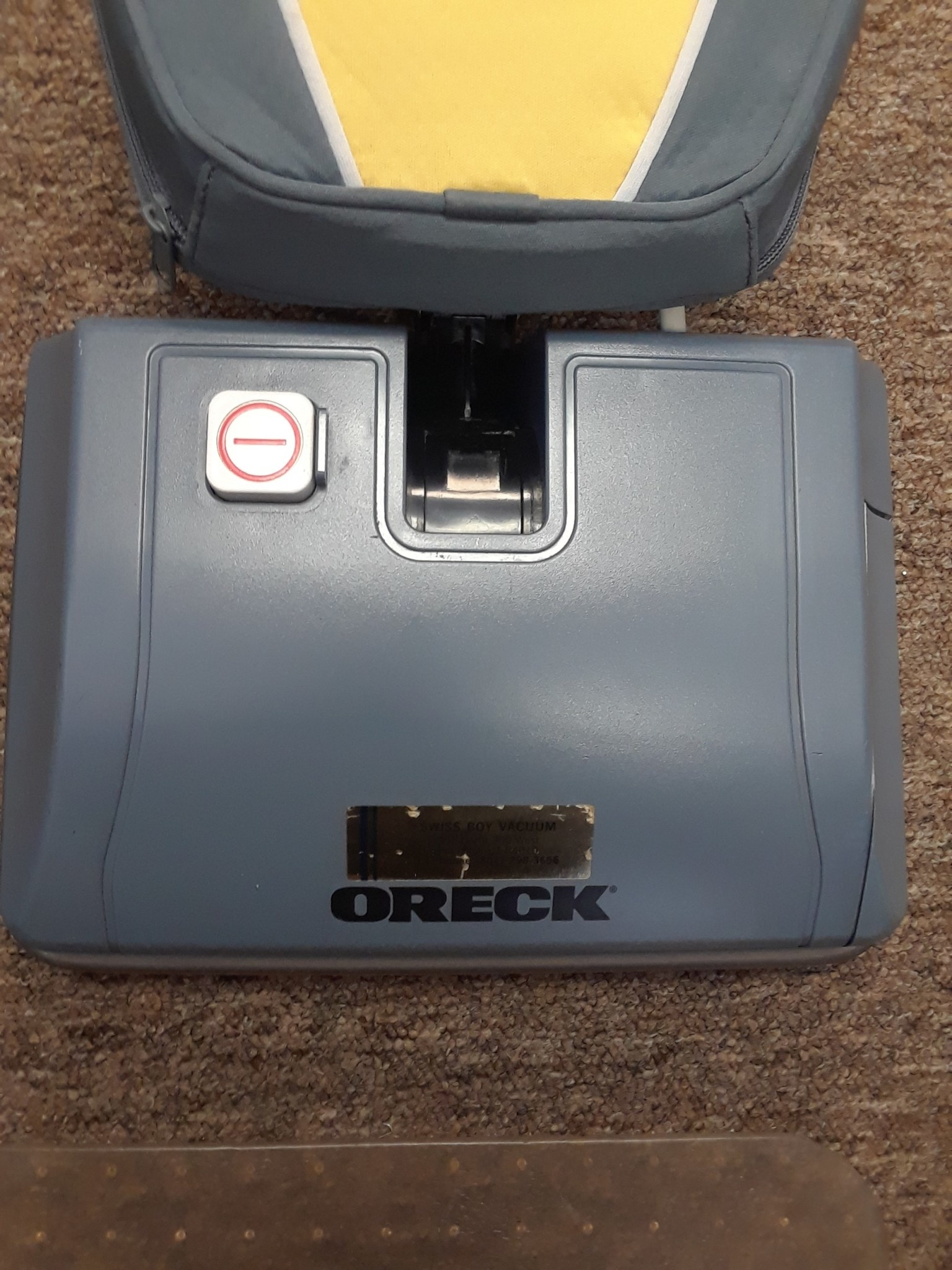 Oreck Refurbished Oreck XL Element Upright Vacuum - 3800HHRAC001341
