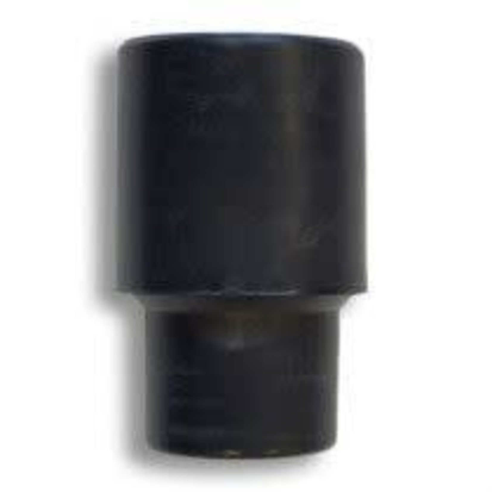 "CVS 1-3/8"" Hose End - Black"