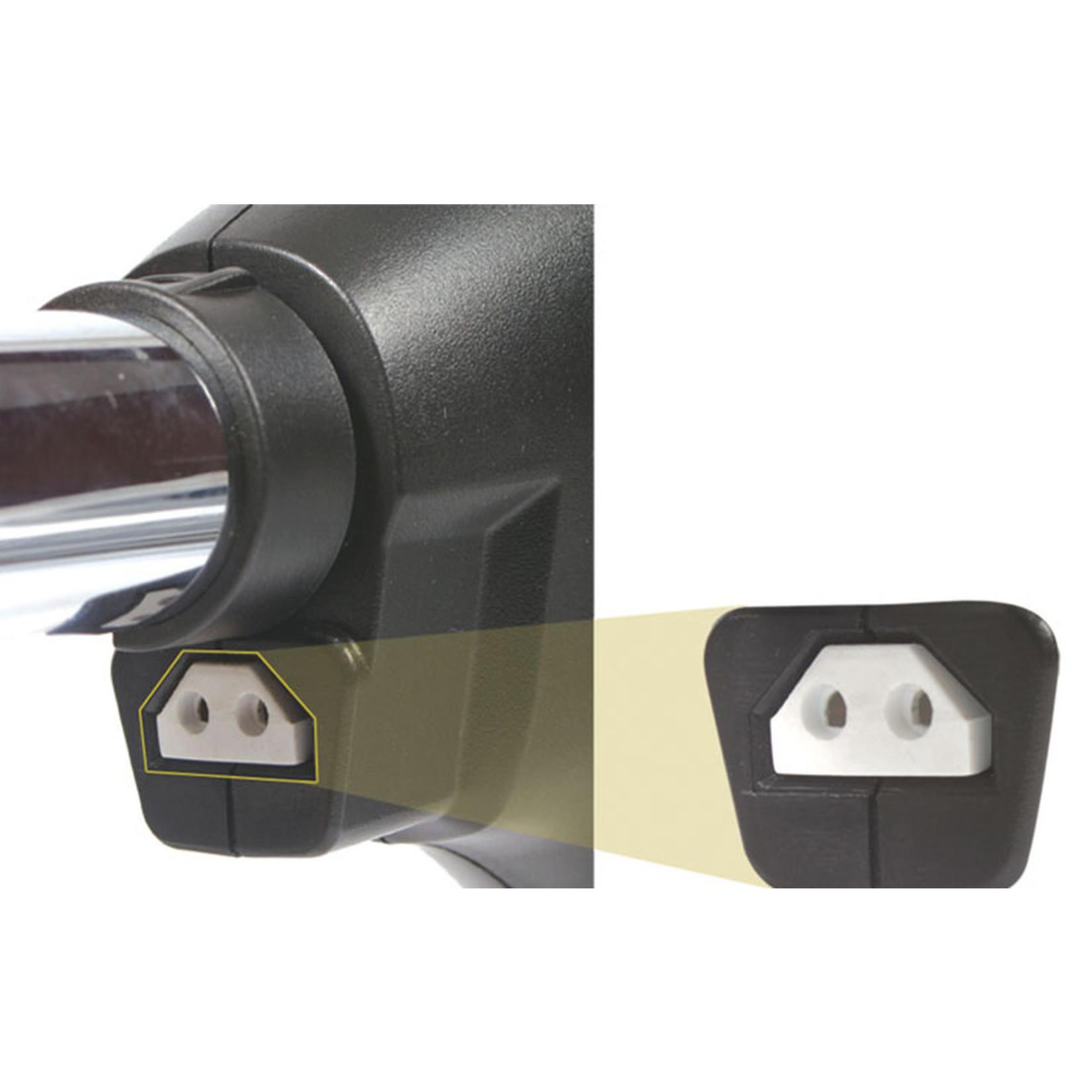 Centec Centec Telescopic Wand - Flush w/Long Tube
