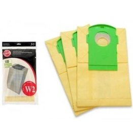 "Hoover Hoover Style ""W2"" Paper Bag (3pk)"