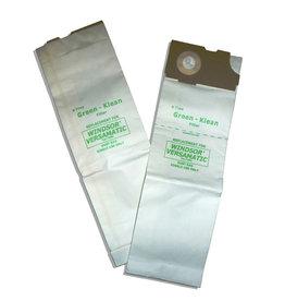 Generic Windsor Versamatic Vacuum Bag w/Cardboard Connector (10pk)