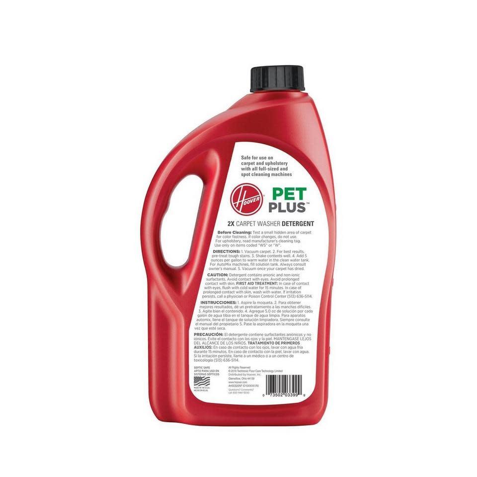 TTI Hoover Pet Plus Shampoo - 64oz