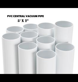BEAM Central Vacuum 5' Stick of pipe (Box of 16 Sticks)