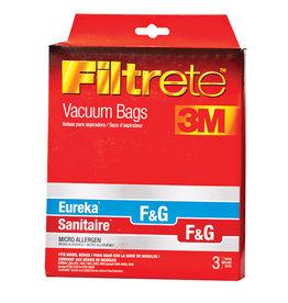 "3M Filtrete 3M Eureka/Sanitaire Style ""F&G"" Bags - (Box of 6)"
