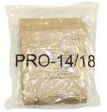Bissell Oreck & Bissell Big Green UP4 & UP350 Paper Bag - Hypoallergenic - 10 Pk