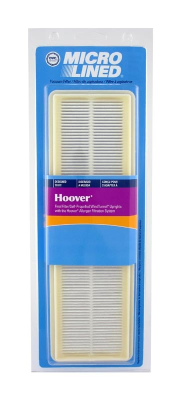 "DVC DVC Hoover Style ""01"" Exhaust HEPA Filter"