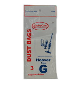 "DVC DVC Hoover Style ""G"" Paper Bags (3pk)"