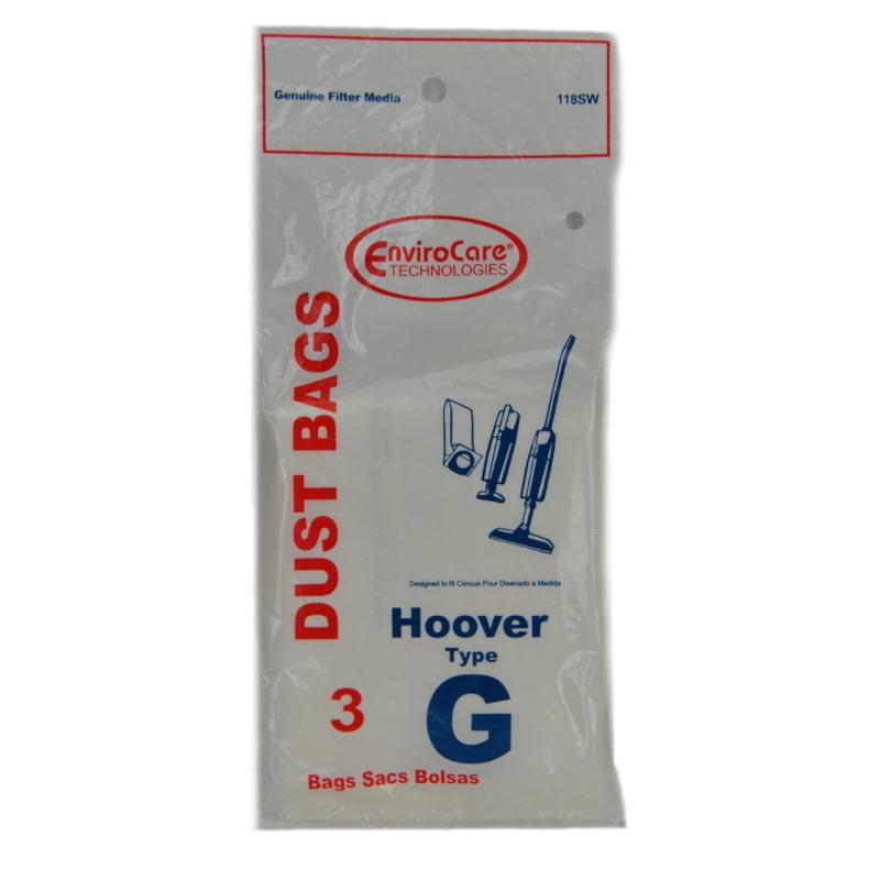 "DVC DVC Hoover Style ""G"" Paper Bags (3pk)"