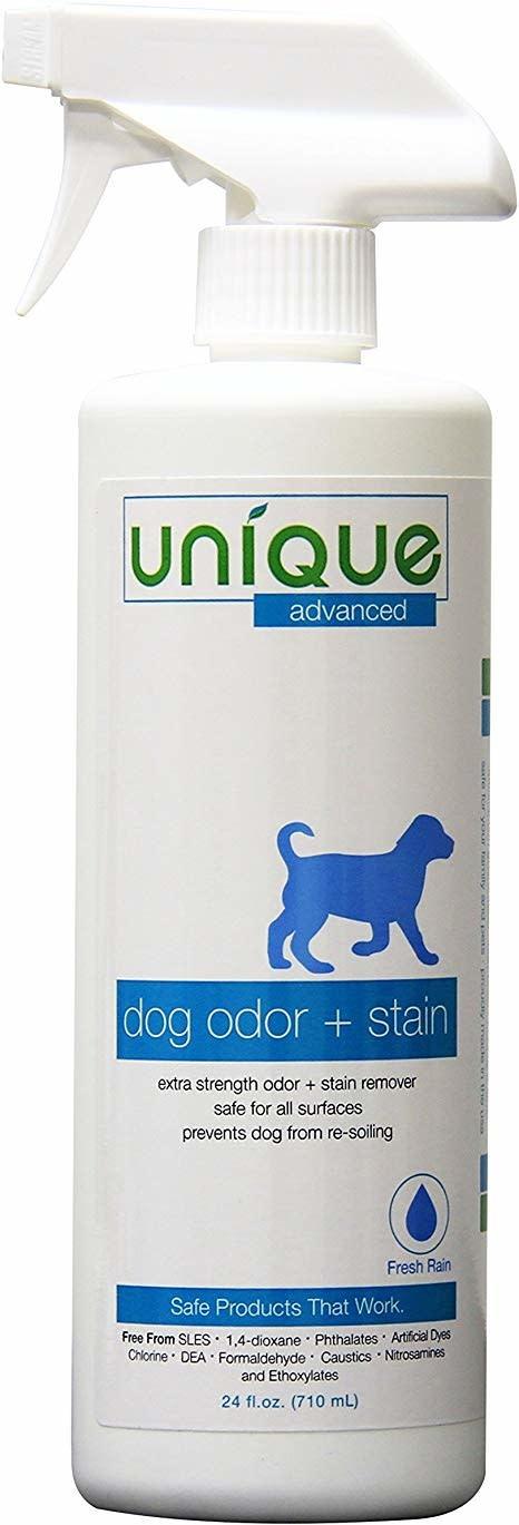 Unique Manufacturing Unique Specialized Dog Odor & Stain Remover - Trigger Spray