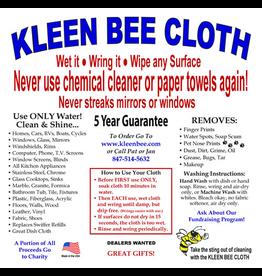 Kleen Bee Kleen Bee Cloth Super Shammy Microfiber
