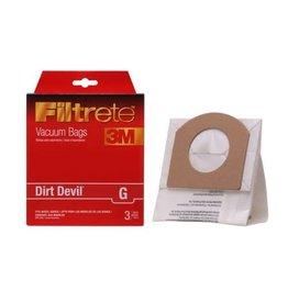 """3M 3M Dirt Devil Style """"G"""" Allergen Bags (3pk)"""