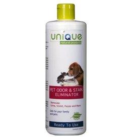 Unique Manufacturing Unique Pet Odor & Stain Eliminator - Injection Lid (24oz)