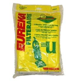 "Electrolux Eureka Style ""U"" Premium Bags (3pk)"