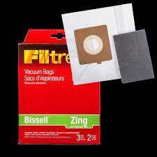 3M 3M Bissell Zing 4122 Series Bag (3pk)