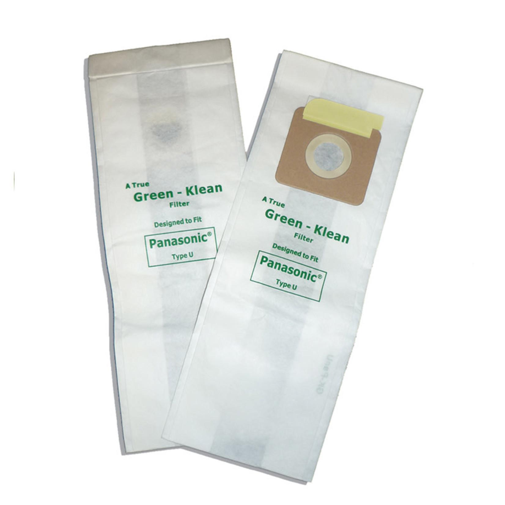 DVC DVC Panasonic Style U, U-3, &U-6 Bags - Single