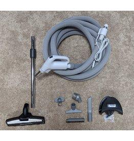 Swiss Boy Swiss Boy 35' Dual-Volt Hose & Tool Set - Pigtail