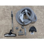 Swiss Boy Swiss Boy 30' Dual-Volt Hose w/Sock & Tool Set - Direct Connect
