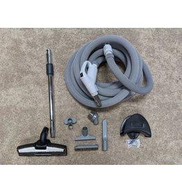Swiss Boy Swiss Boy 30' Dual-Volt Hose & Tool Set - Direct Connect