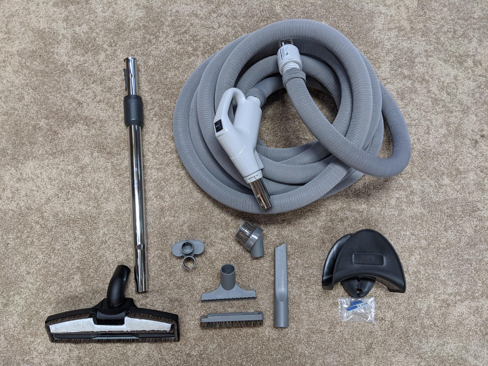 Swiss Boy Copy of 30' Dual-Volt Hose & Tool Set- Pigtail