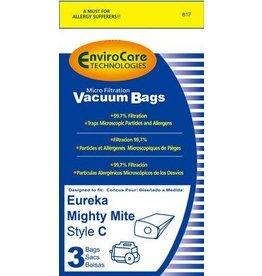 EnviroCare Envirocare Eureka C Bag - 3pk