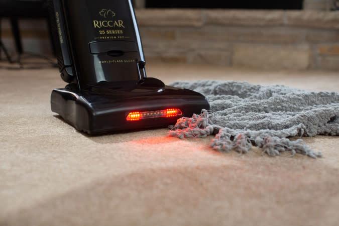 Riccar Riccar Clean Air Upright R25P Premium Pet Vacuum