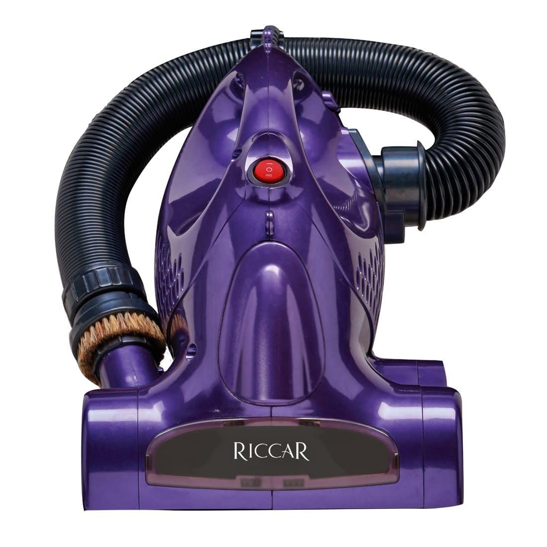 Riccar **NLA** Riccar Squire Handheld Vacuum with Power Brush