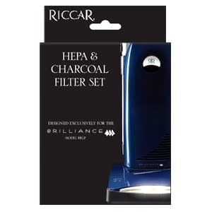 Tacony Riccar Brilliance Premium Filter Set (BRLP)