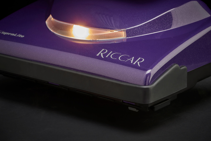 Tacony Riccar SupraLite Upright - R10S Purple