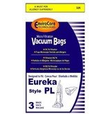 "EnviroCare Copy of DVC Style Eureka ""PL"" Bag (3pk)"