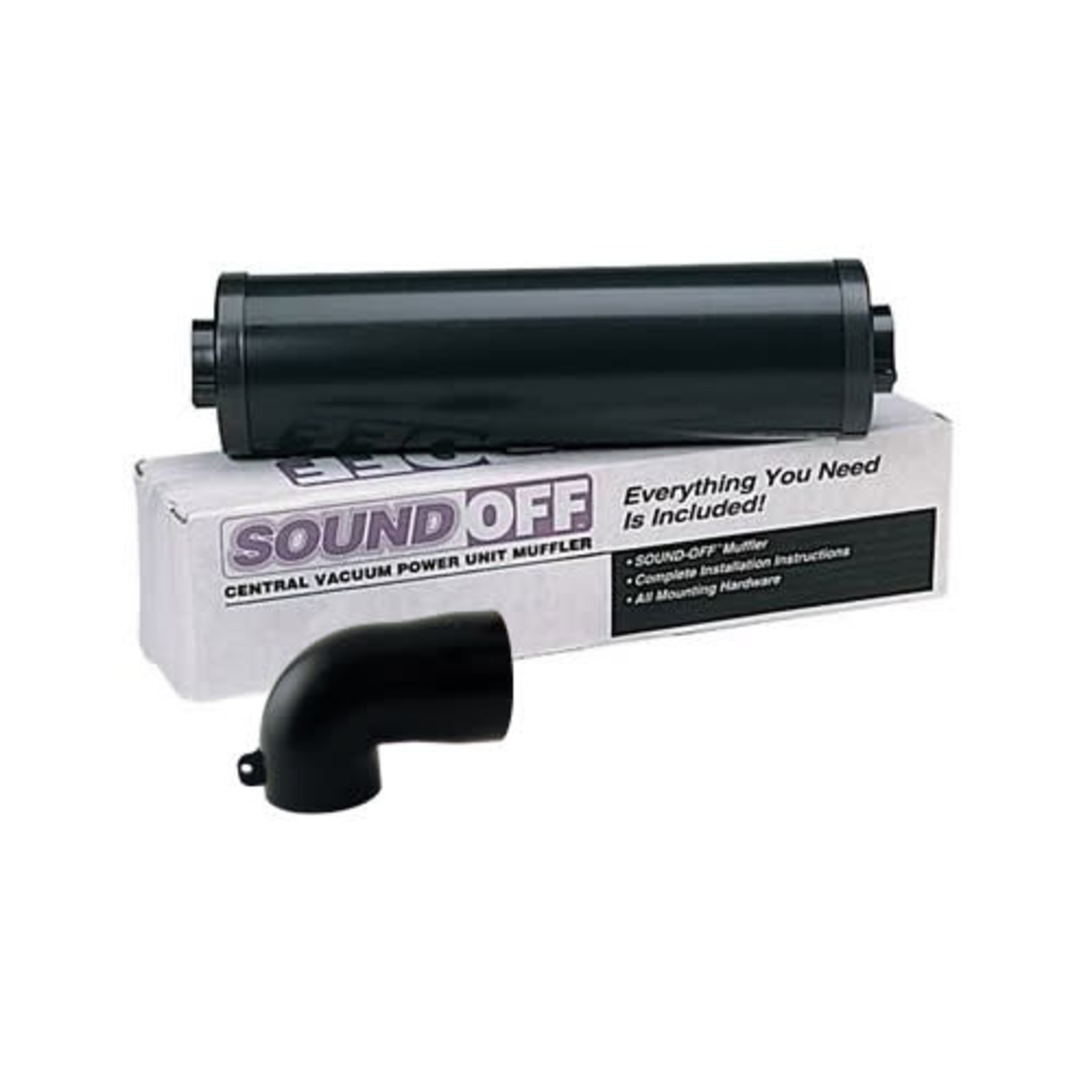 BEAM Beam & Eureka Sound Off Muffler - Black