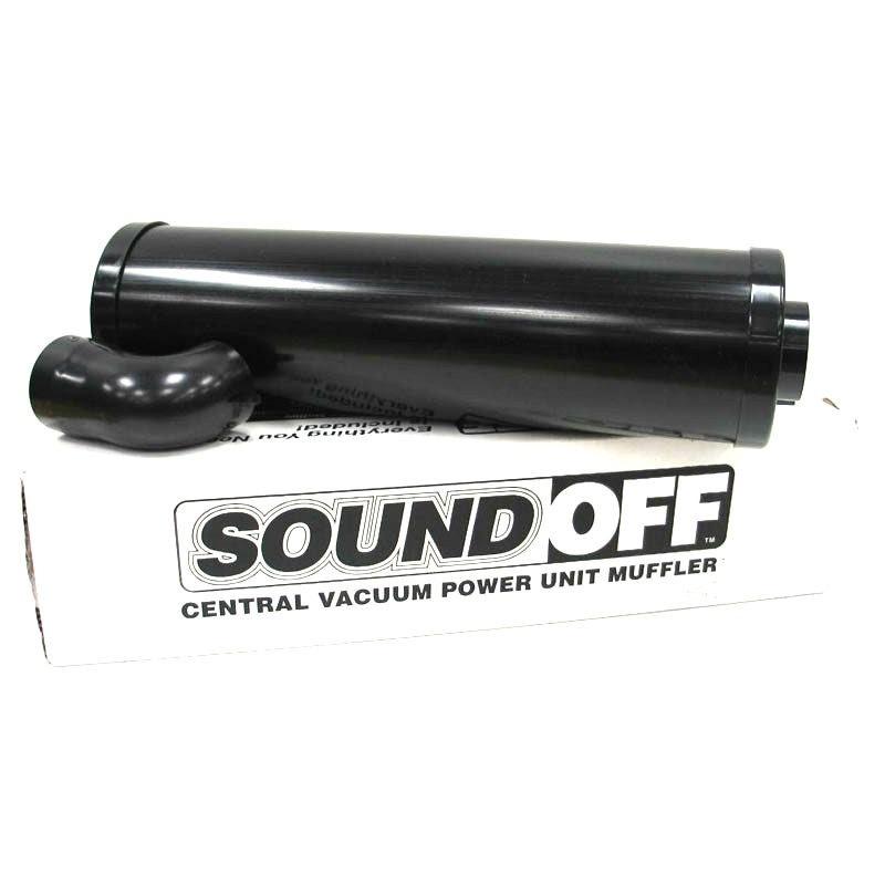 BEAM Beam & Eureka Sound Off Muffler - Black