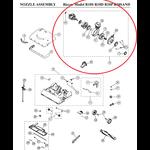 Riccar Riccar Supralite Direct Air Motor Assembly for Lifetime Belt