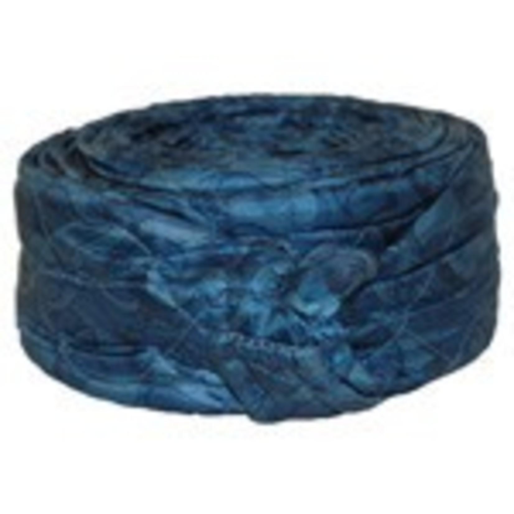 Plastiflex CVS 35' Quilted Zipper Hose Sock - Blue